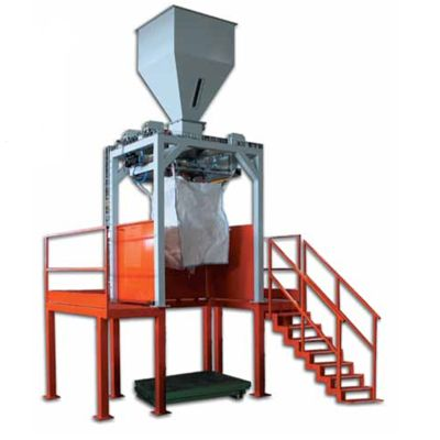 Big bag loading equipment