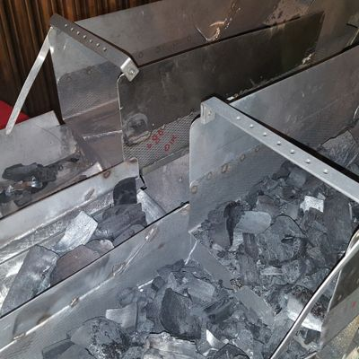 Repair of coal equipment